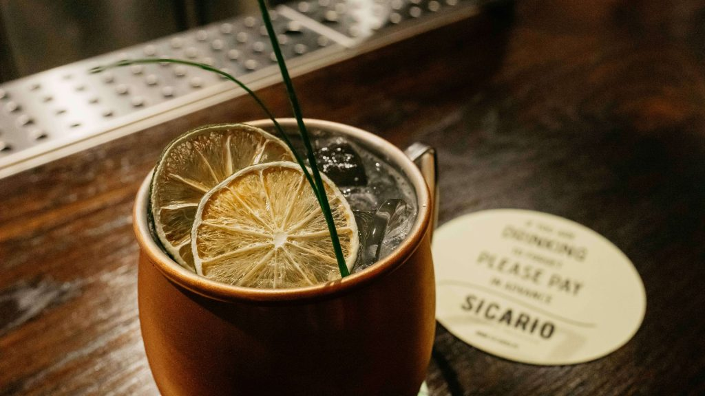 Sicario Taqueria Mexicana | Drink Cocktail